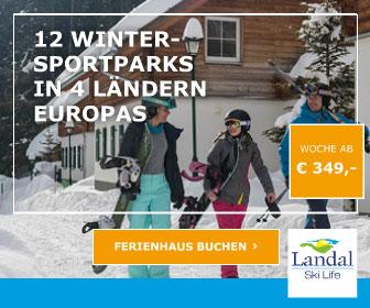 LandalGreenParks – Der schönste Ferienpark- und Campingurlaub